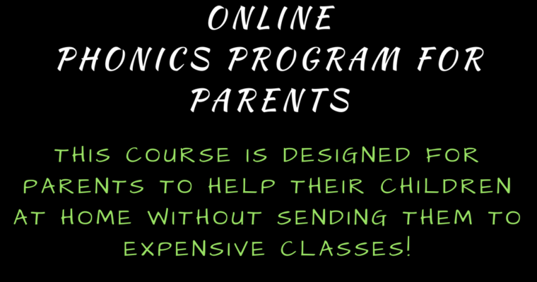 The Reading Classroom : Online Phonics Program and Phonics Curriculum