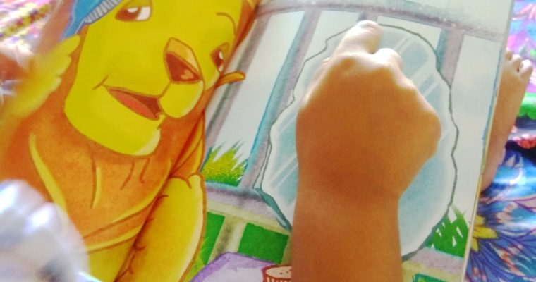 5 STEPS TO CHOOSING BOOKS FOR PRESCHOOLERS